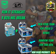 RUN IT STRAIGHT  - 2020 NRL ELITE PYT + RANDOM TEAM BREAK