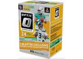 2020 Panini Donruss Optic Football Blaster