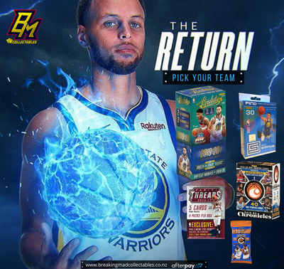 THE RETURN - NBA Pick Your Team Break (PYT - BM#143)