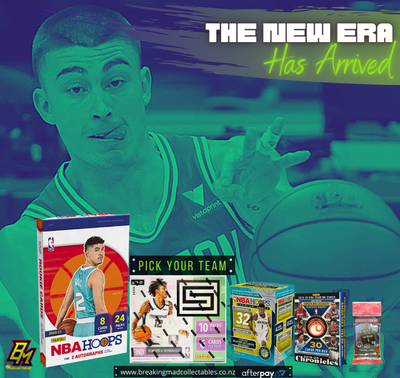 The New Era Has Arrived-  Pick Your Team NBA Break (PYT - BM#163)
