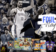 FOUL PLAY NBA Pick Your Team Break (PYT) BM#134