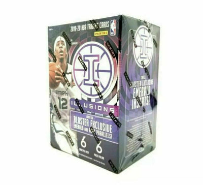 2019/20 Panini NBA Illusions Blaster Box