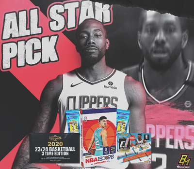 ALL STAR PICK -  Pick Your Team NBA Break (PYT - BM#168)