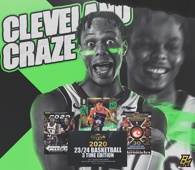 CLEVELAND CRAZE - NBA Pick Your Team Break (PYT - BM#156)