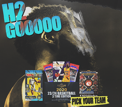 H2 GOOOOO - NBA Pick Your Team Break (PYT - BM#153)