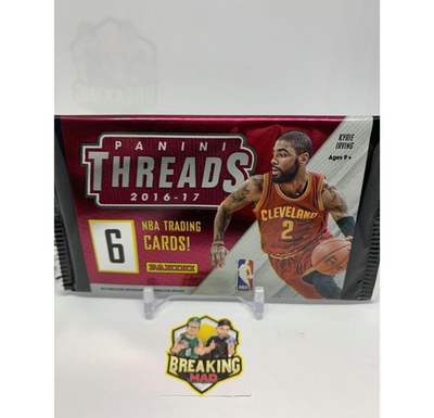 2016/17 Panini Threads Basketball Hobby Pack