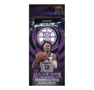 2019/20 Panini NBA Illusions Fat Packs