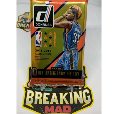 2015/16 Panini NBA Donruss Basketball Hobby Pack