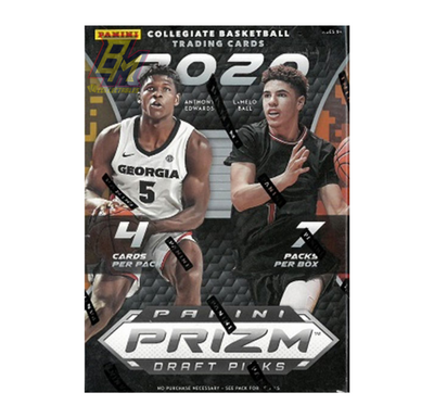 2020-21 Prizm Draft Picks Panini Basketball Blaster Box