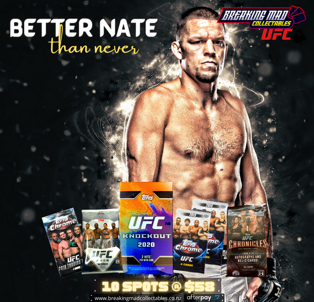 Better Nate Than Never - UFC Random Division Break (BM#161)