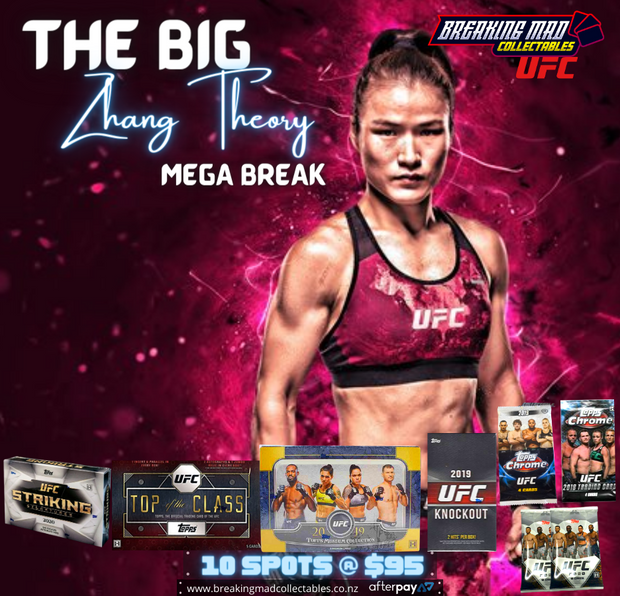 The Big Zhang Theory Mega - UFC Random Division Break (BM#165)