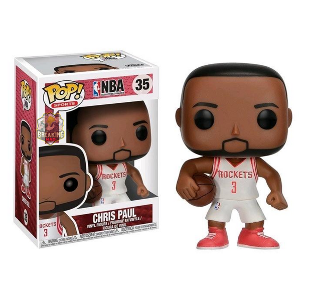 NBA - Chris Paul Pop! Vinyl Figure