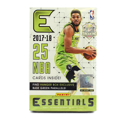 2017/18 Panini Essentials Basketball Hanger