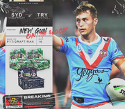 NEW GUN ON THE BLOCK- 2021 NRL Traders PYT + Draft Style + 2017 Elite Random Team Break (BM#227)