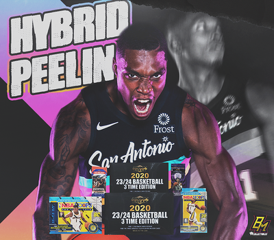 HYBRID PEELIN -  Pick Your Team NBA Break (PYT - BM#173)