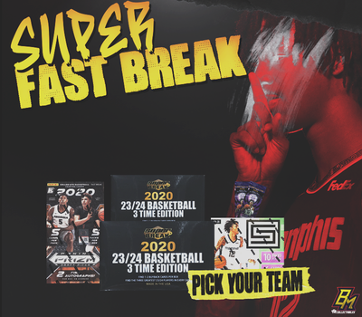 SUPER FAST BREAK - NBA Pick Your Team Break (PYT - BM#151)