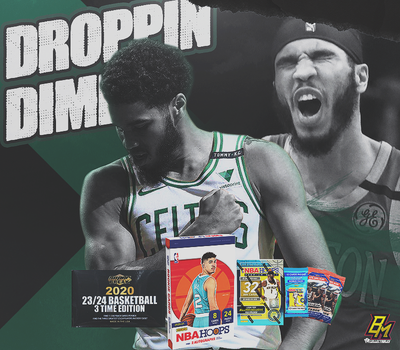 DROPPING DIMES -  Pick Your Team NBA Break (PYT - BM#175)