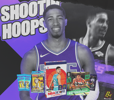 SHOOTIN HOOPS -  Pick Your Team NBA Break (PYT - BM#166)