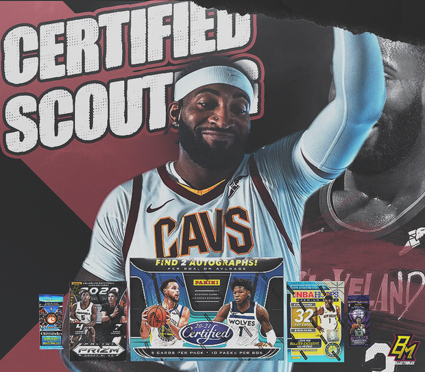 Certified Scouting -  Pick Your Team NBA Break (PYT - BM#184)