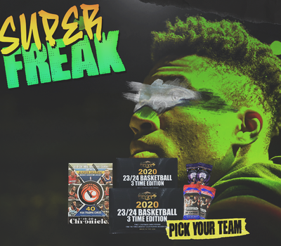 SUPER FREAK - NBA Pick Your Team Break (PYT - BM#154)