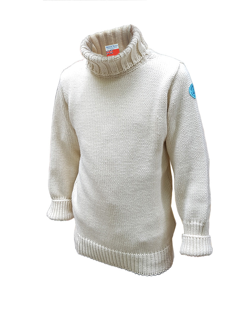 Last Chance to Buy a Genuine Arthur Beale Oiled Wool  Beerenberg Pullover at £97.50