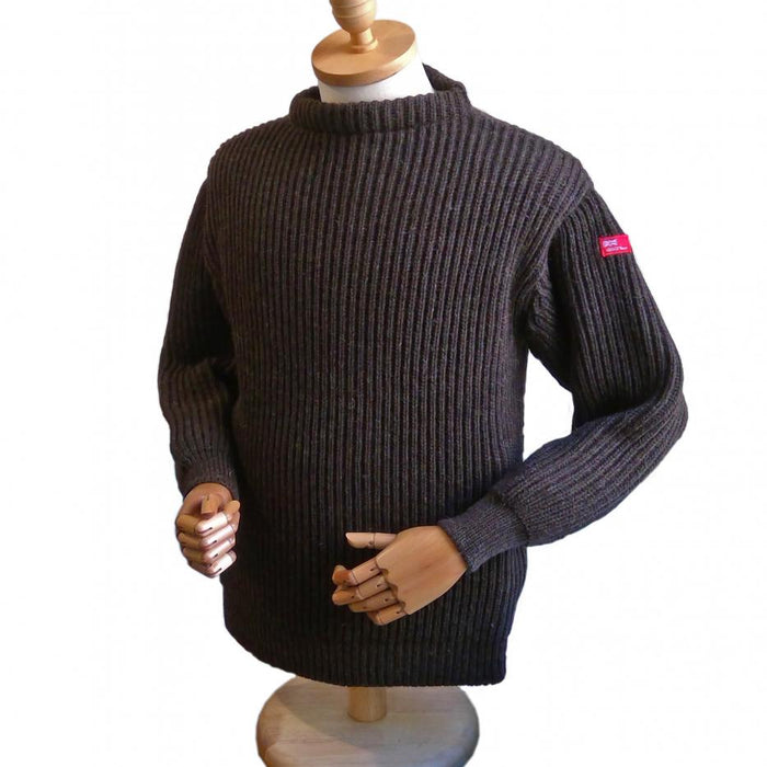 The New Erebus Boat Neck Oiled Wool Pullovers Have Arrived!