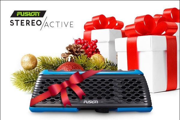 Fusion Stereo Active - The Perfect Christmas Gift