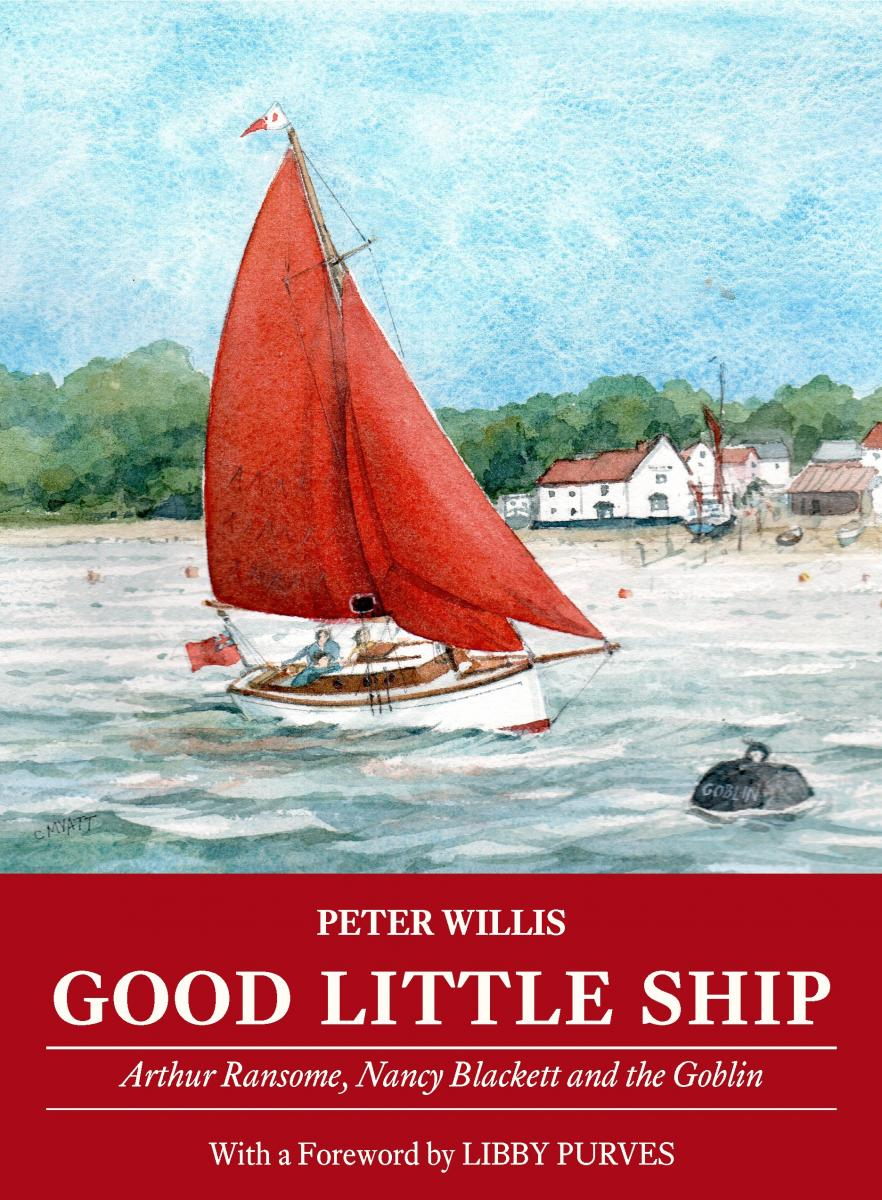 Good Little Ship - A Talk by Peter Willis     You've missed it!
