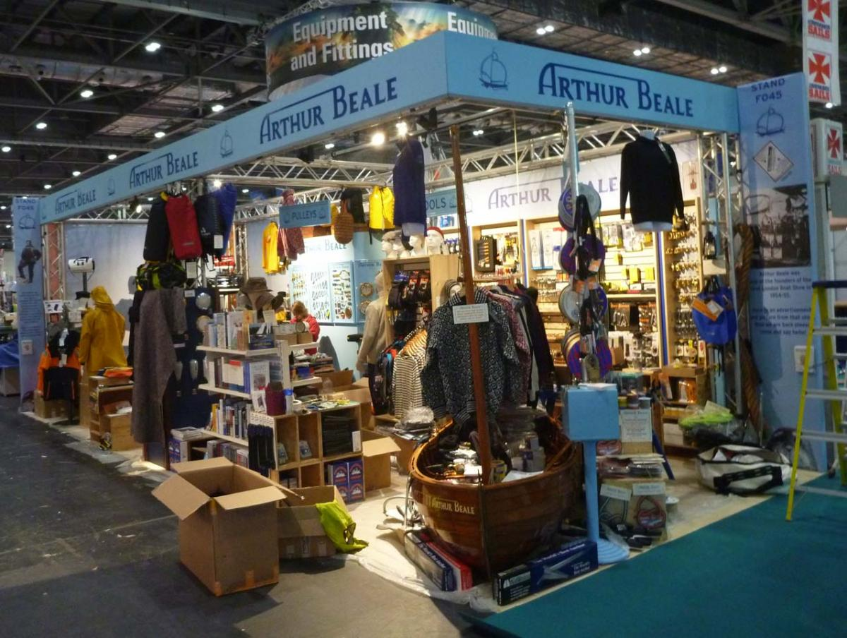 London Boat Show Opens Tomorrow