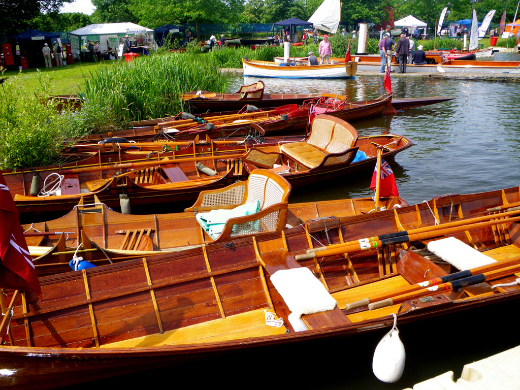 The Beale Park Boat and Outdoor Show opens this Friday 1st June!