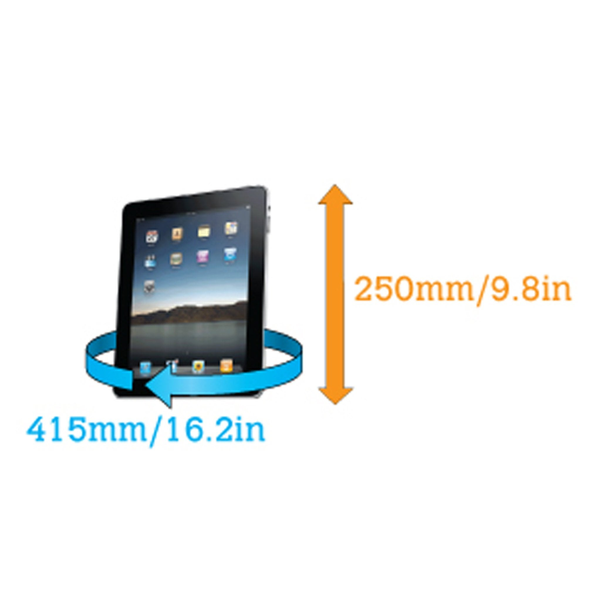 iPad Case with In-Line Head Phone Connector - Arthur Beale