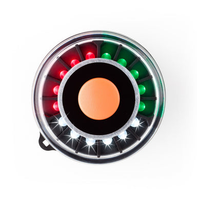 Navi Light Tricolour - Magnet - Red/Green/White - Arthur Beale