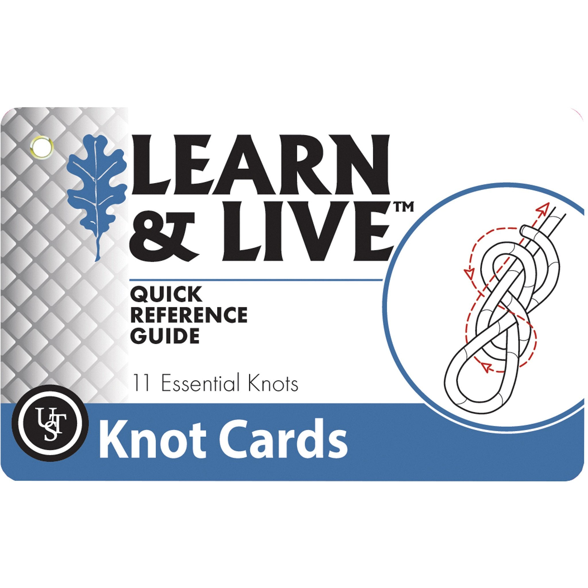 Survival Cards, Knots - Arthur Beale