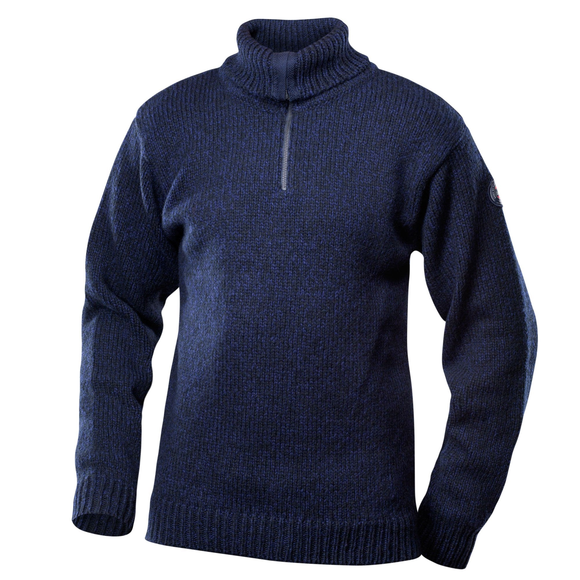 Devold Nansen Zip Neck Sweater - Arthur Beale