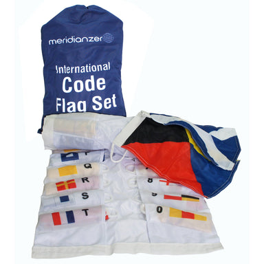 Code Flag Set - The Essential Kit 30x25cm - Arthur Beale