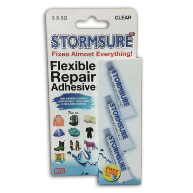 Stormsure - 3 x 5g Clear - Arthur Beale