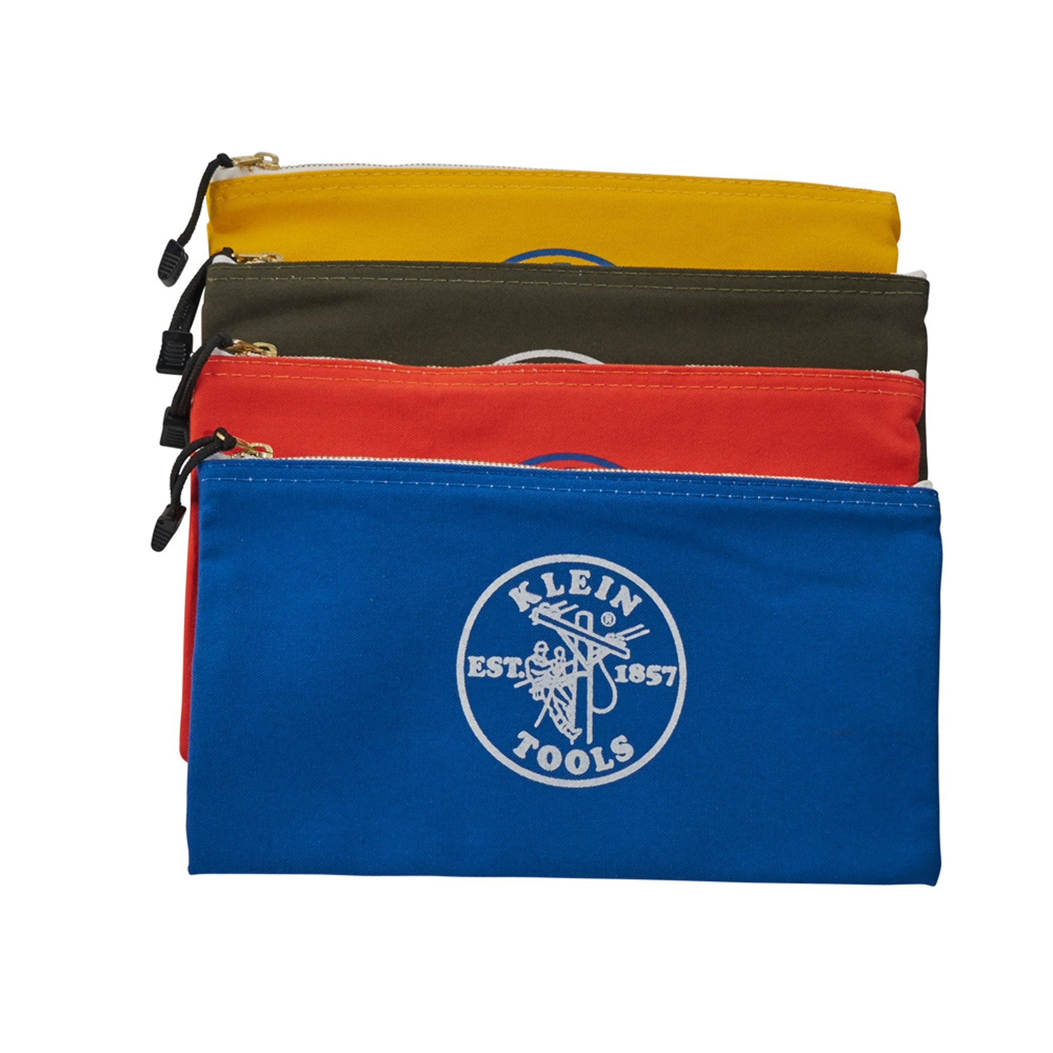 Klein Zipper Bag - Arthur Beale