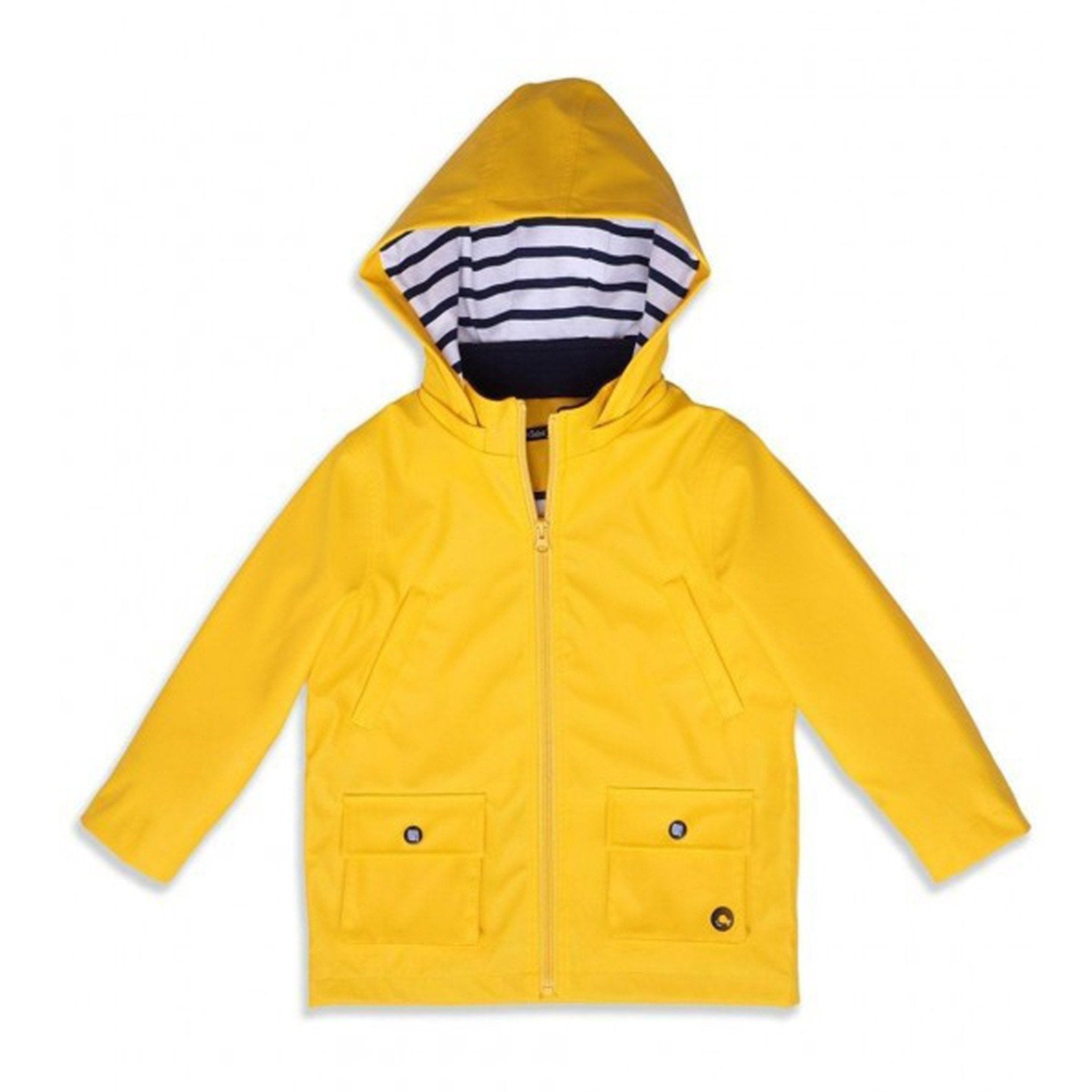 Saint James Childrens' Pacifique Rainproof Parka - Arthur Beale