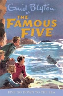 Famous Five: Five Go Down to the Sea - Arthur Beale