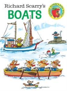 Richard Scarry's Boats - Arthur Beale