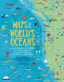 Maps of the World's Oceans - Arthur Beale