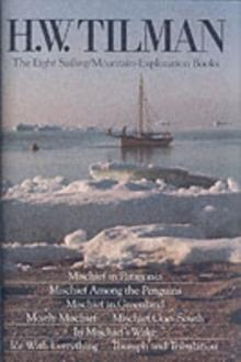 The Eight Sailing/Mountain-exploration Books - Arthur Beale
