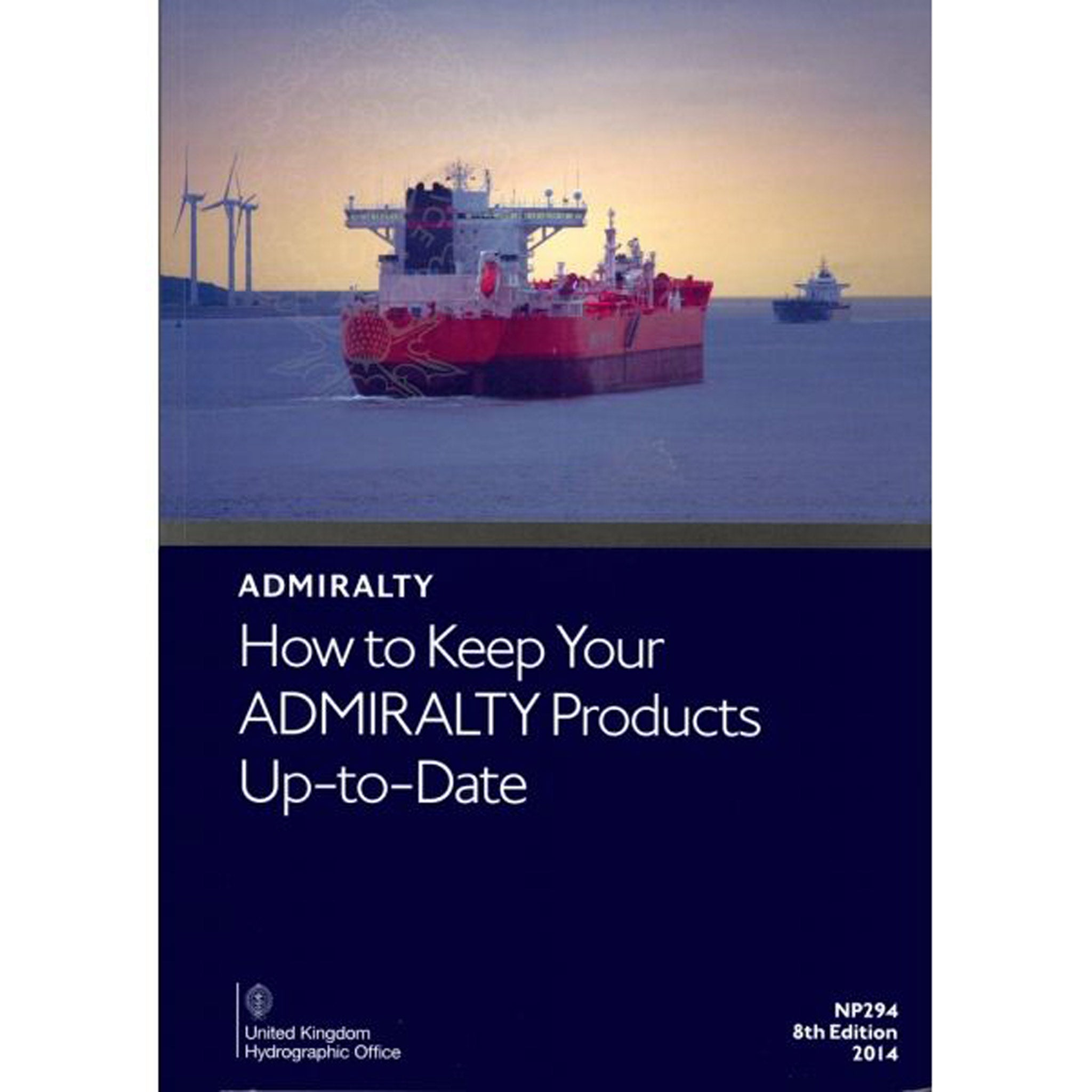 Admiralty How to Keep Your Admiralty Products Up to Date