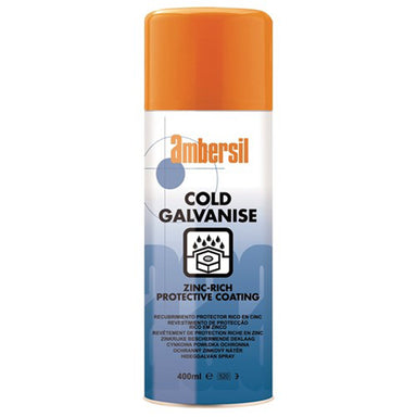 Ambersil Cold Galvanising Spray 400 ml - Arthur Beale
