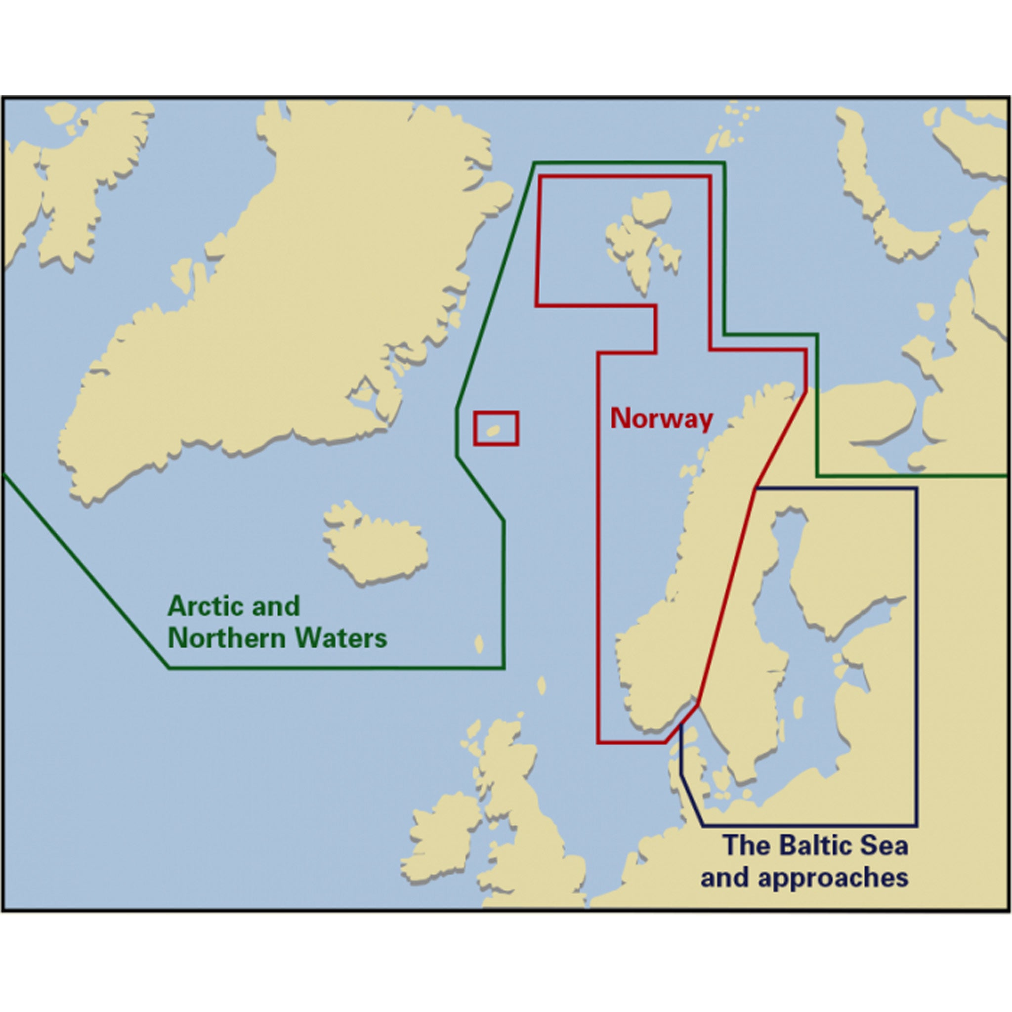Arctic and Northern Waters RCC Pilot - New 2020 Edition
