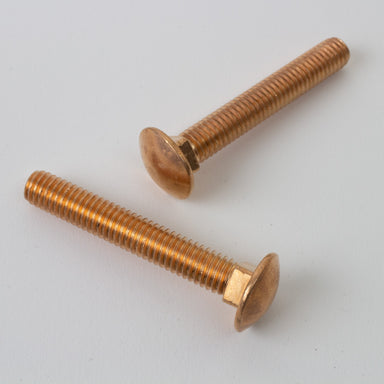 Silicon Bronze Coach Bolts - Arthur Beale