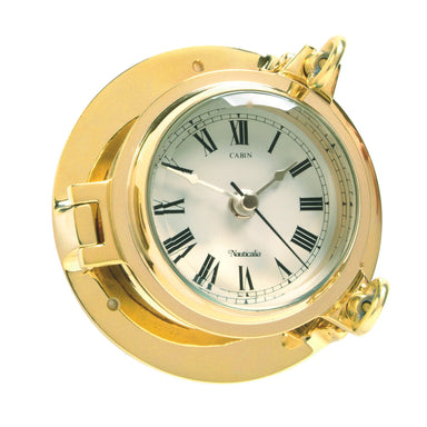Nautical Cabin Clock 140 mm - Arthur Beale