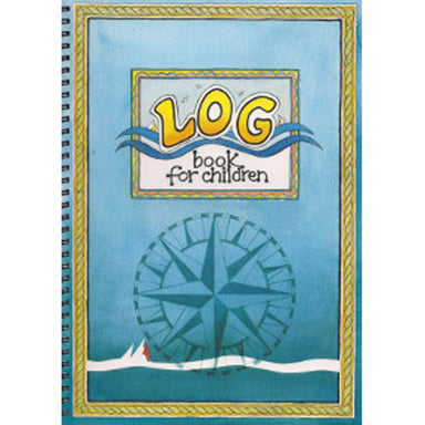 Claudia Myatt Log Book For Children - Arthur Beale