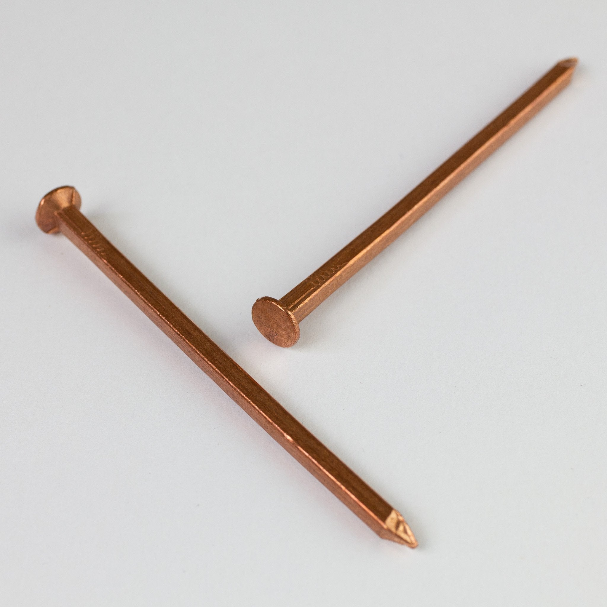 Copper Boat Nails-Countersunk Head - Arthur Beale