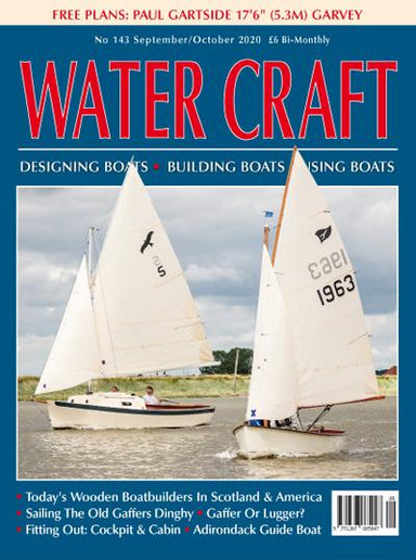 Water Craft Magazine - Arthur Beale